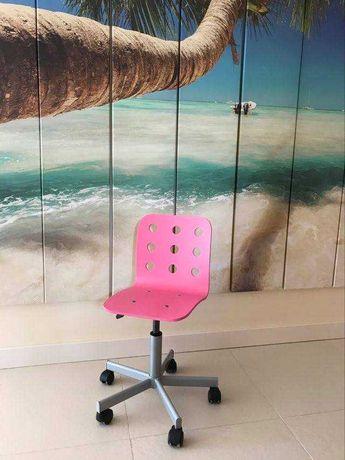 Krzesło do biurka na kółkach
