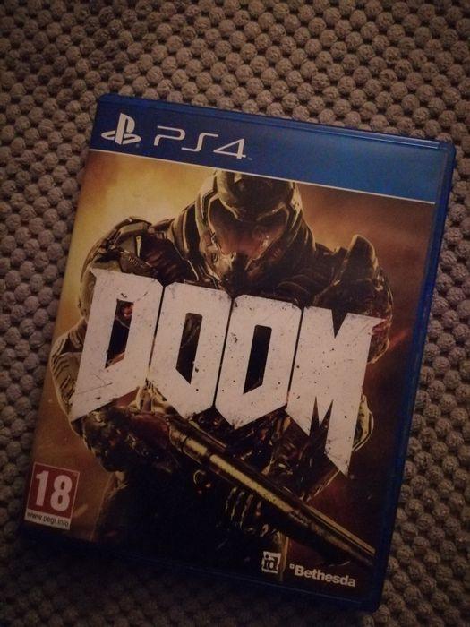 Doom ps4 wersja PL Czempiń - image 1