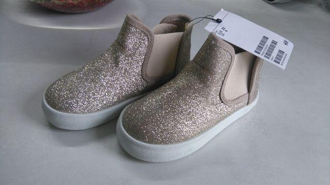 Ботиночки челси туфли h&m zara next 23 15 см