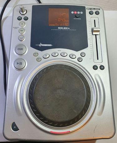 odtwarzacz CD Reloop RCD-800 s, Lombard Jasło Czackiego