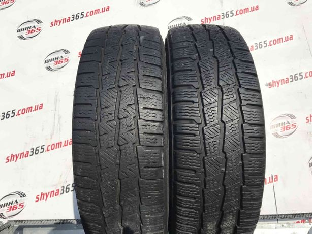 Шини 195/65 R16C MICHELIN AGILIS ALPIN (Протектор 6,5mm), 2 шт