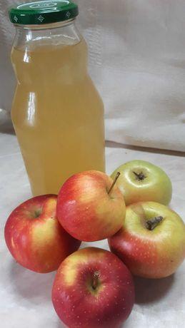 Уксус яблочный натуральный на мёде