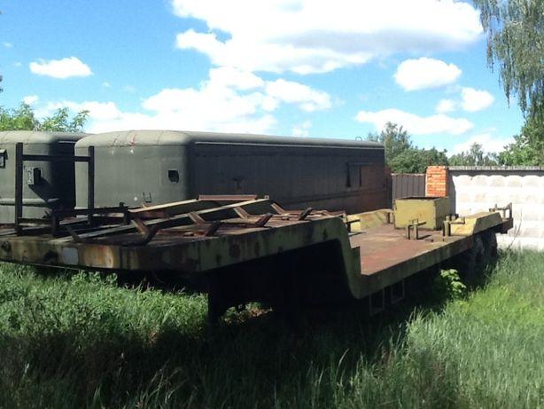 Автомобильный-полуприцеп (трал) МАЗ-938