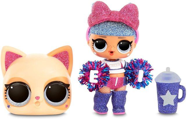 Кукла ЛОЛ девочка Чирлидинг L.O.L. Surprise! All-Star Cheer Team, MGA