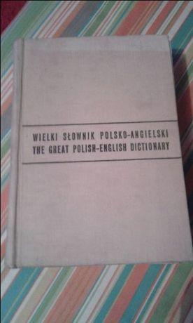 Wielki słownik Polsko-Angielski Jan Stanisławski