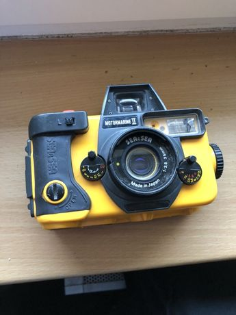 Aparat analogowy do zdjęć pod wodą MOTORMARINE II EX Sea & Sea