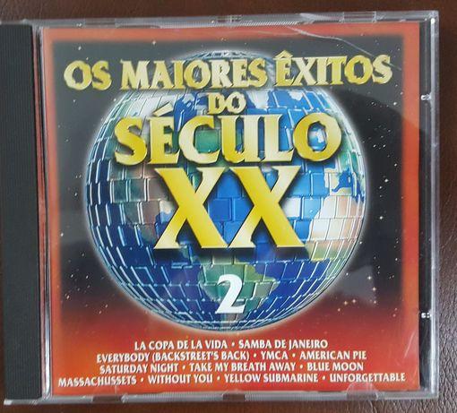 CD n.2 OS MAIORES ÊXITOS SEC. XX