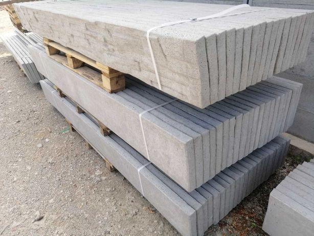 Podmurówka betonowa prefabrykowana deska betonowa