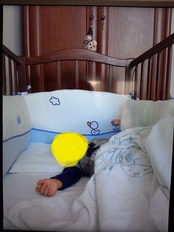 Ліжечко + матрац Венетто