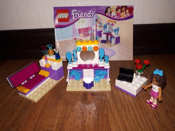 Конструктор  Lego Friends Спальня Андреа 41009