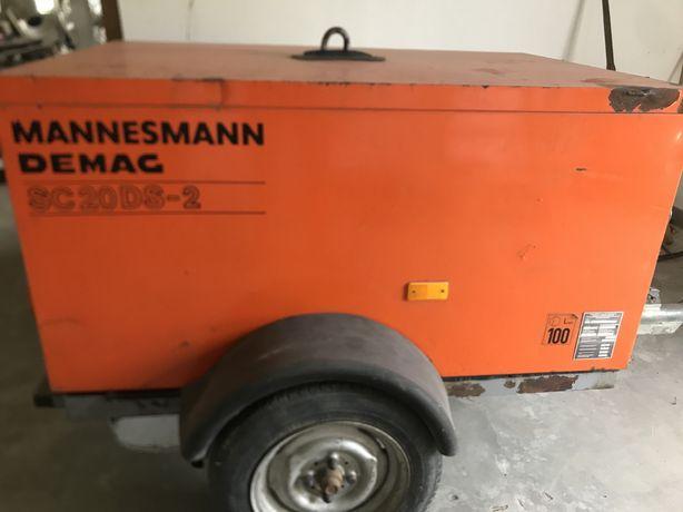 Воздушный компрессор DEMAG mannesman SC20 DS-2