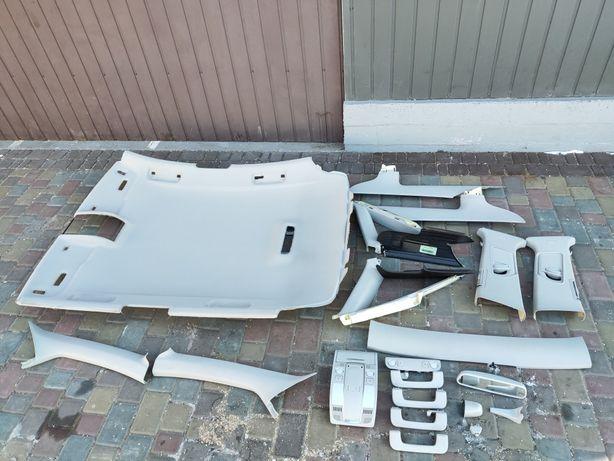Потолок Audi A6 C6 солнцезащитный козырек плафон обшивка а6 ц6