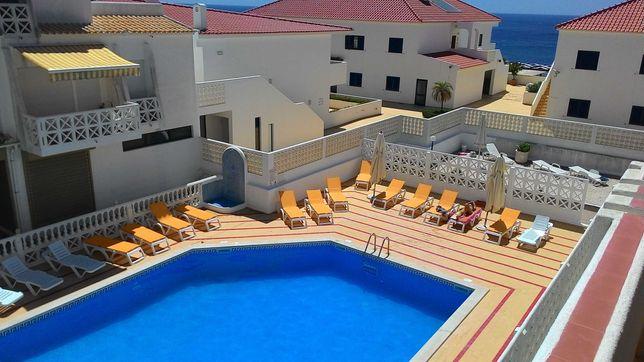 Apartamento Férias T1 Albufeira Oura Piscina 200m Praia 31 a 7 Agosto