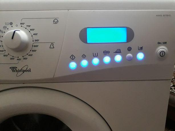 Стиральная машинка Whirlpool AWG 875/D.