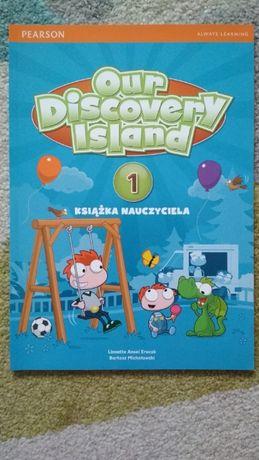 Our Discovery island Pearson książka nauczyciela