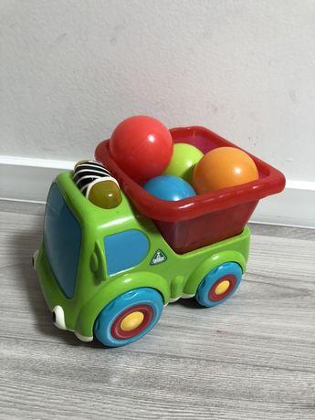 Машина музыкальНая моторизованная mothercare грузовик