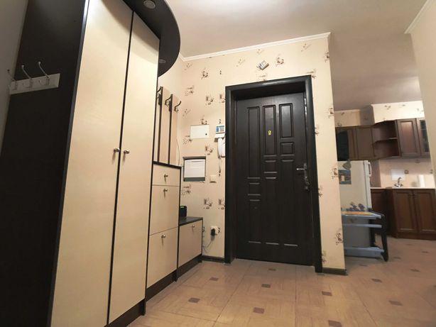 2-к квартира 66.6 м2 с идеальной планировкой ремонтом и мебелью.