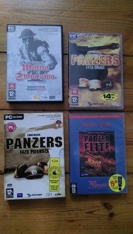 Gry PC strategiczne 4 tytuły