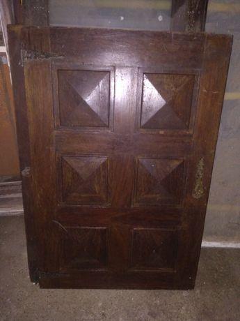 Portadas de madeira