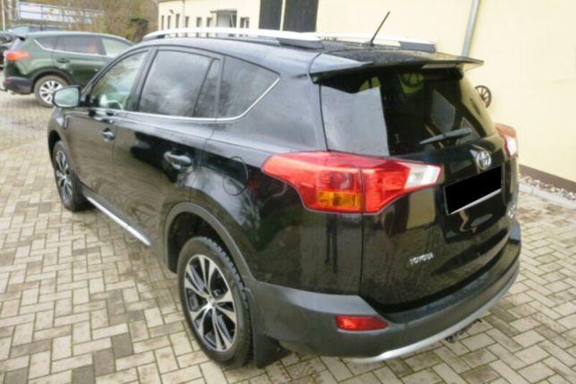 Cortinas solares - Toyota RAV4 IV