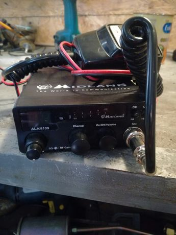 Cb radio +antena