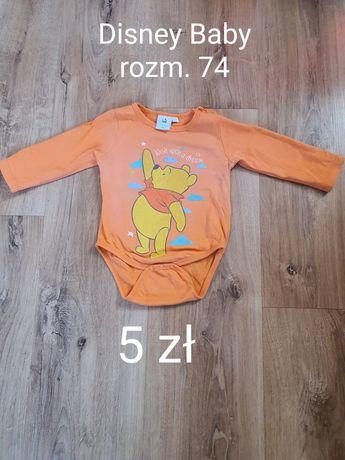 Body Disney Baby rozmiar 74 unisex