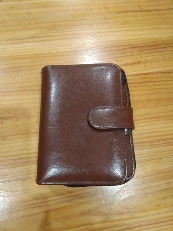 Notes/może być portfel, etui na klucze