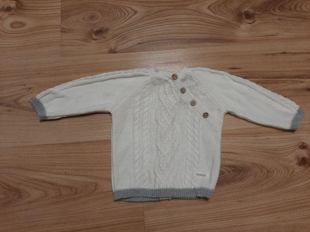 Sweter Swetr Newbie 62cm 2-4m