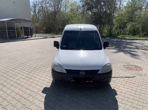 Opel combo long 5 osobowy 2003 1.6 gaz
