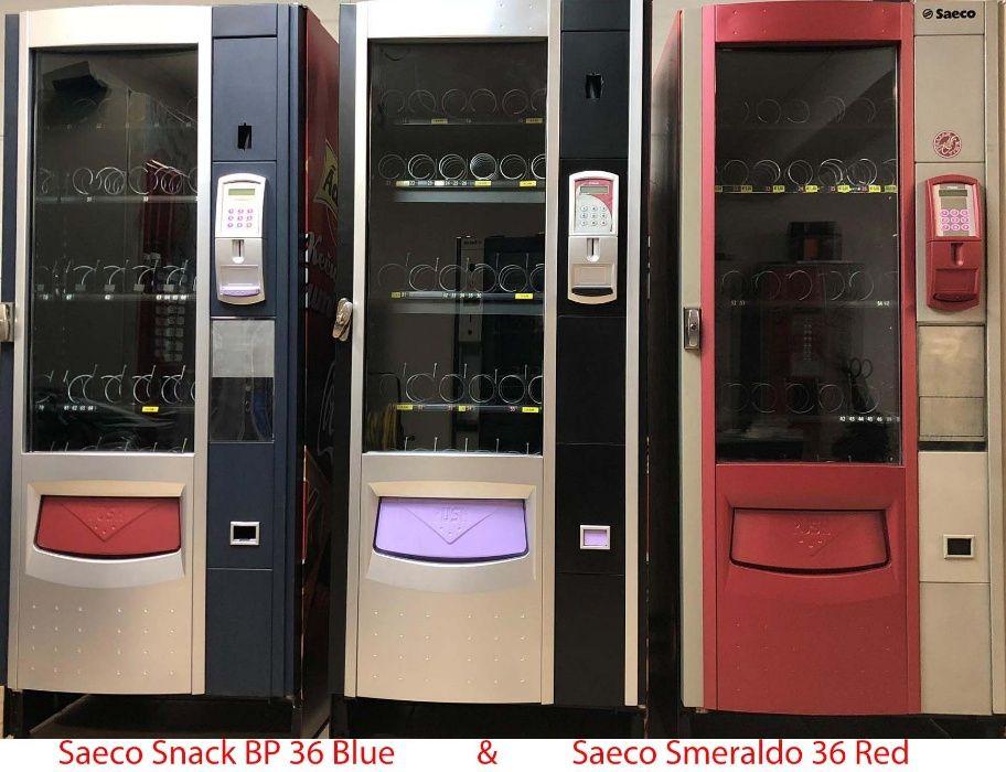 Saeco Combi & Snack (Саеко Комби и Снек) - Вендинг_Кофейный Автомат