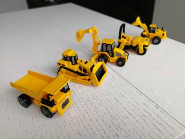 Іграшковий набір будівельної міні-техніки CAT