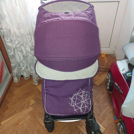 Продам коляску від народження до 3 років
