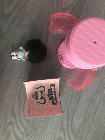 Кукла лол оригинал в капсуле Hairsplay ultra hold