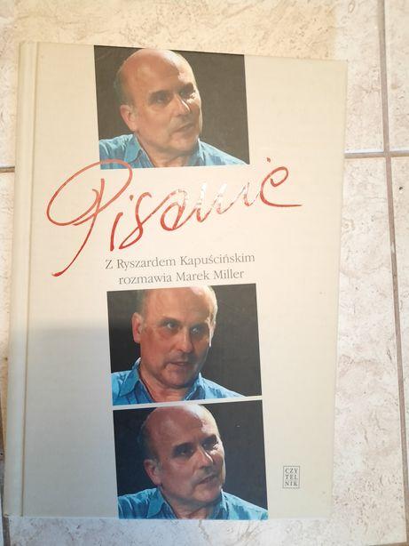 Pisanie z Ryszardem Kapuścińskim