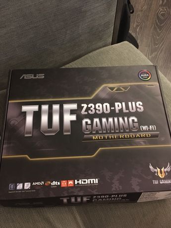Материнская плата Asus TUF Z390-Plus Gaming (WI-FI) (s1151, Intel Z390
