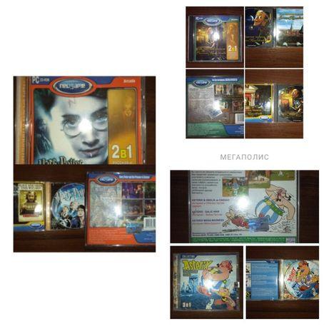 Игровые диски для PC