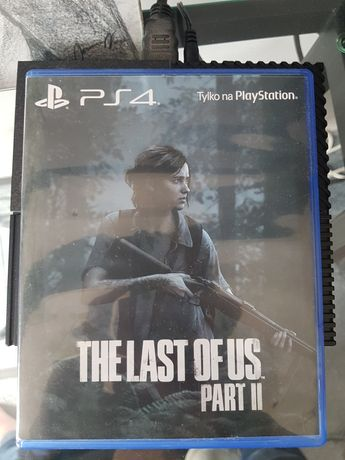 The Last Of Us 2 Part II ps4 pl