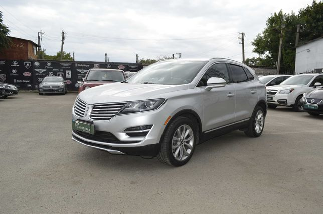 Lincoln MKC, 4WD, 2015 год, 2.0 Ecoboost.