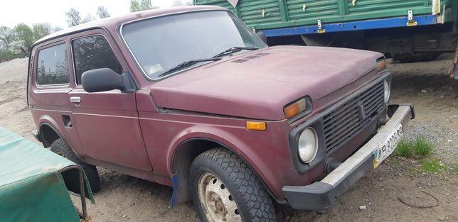 Автомобіль Ваз 212140