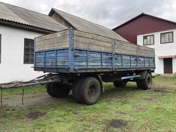 Продам МАЗ 837810 прицеп, 2001 року. Бортовий.