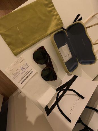 Nowe i oryginalne okulary Gucci
