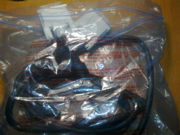 Новый толстый компьютерный кабель шнур для монитора