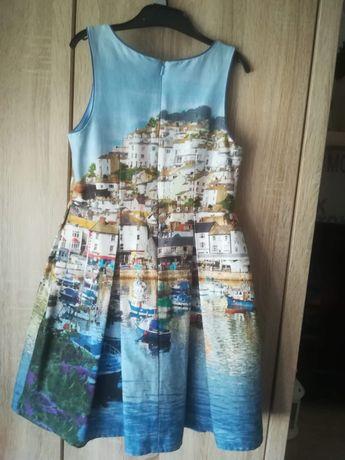 Sukienka Next 7 lat 122