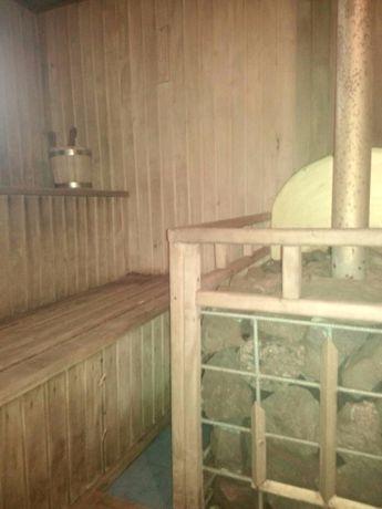 Уютная баня на дровах у Валентины!!!