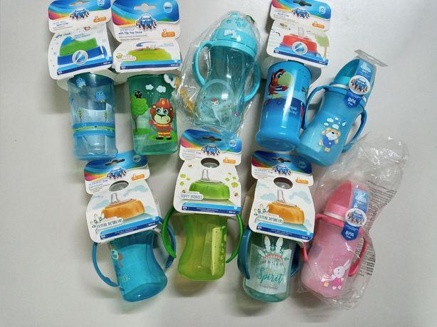Нові дитячі пляшечки 70грн