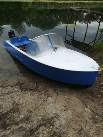 Казанка южанка 1 лодка катер