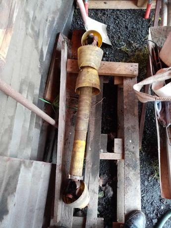 Wał wałek odbioru przekazania przekazu mocy 120cm do ciągnika