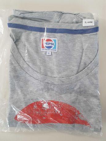Nowa damska koszulka Pepsi XL
