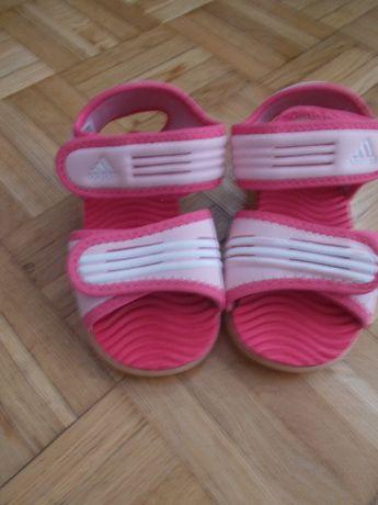 sandałki adidas wkładka 14cm