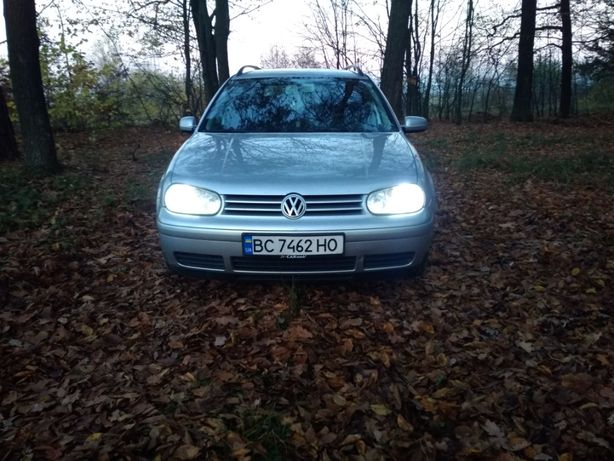 VW Golf 4 1.9SDI